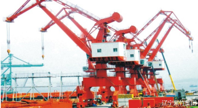 起重轨应用于印度港口