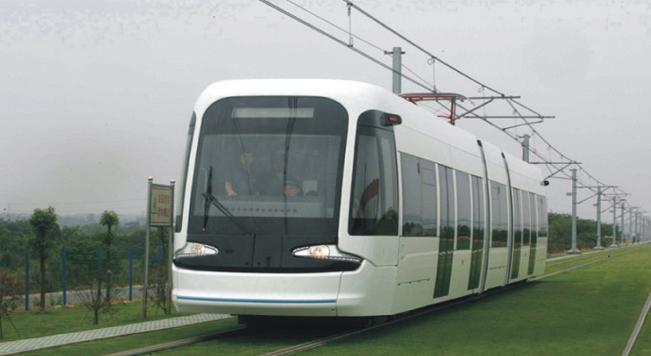 槽型轨应用于成都城市轨道交通