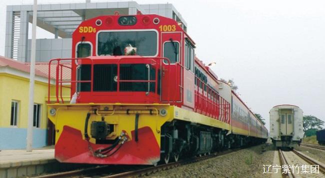 重轨应用于安哥拉铁路线
