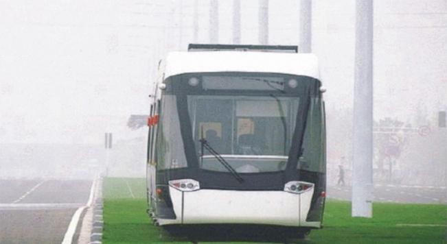 槽型轨应用于南京城市轨道交通