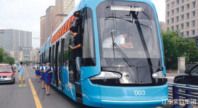 槽型轨应用于沈阳城市轨道交通