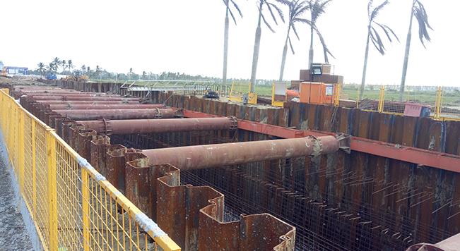 海口桂林洋地下综合管道